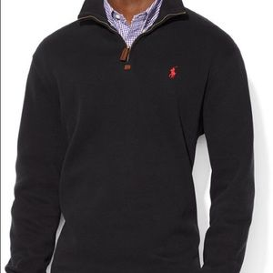 Polo Ralph Lauren Sweater with Half Zipper